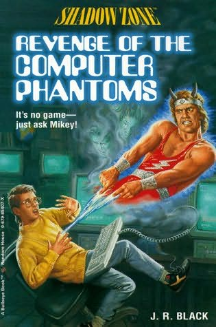 book cover of Revenge of the Computer Phantoms