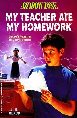 book cover of My Teacher Ate My Homework