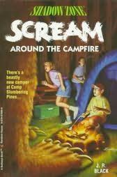 book cover of Scream Around the Campfire