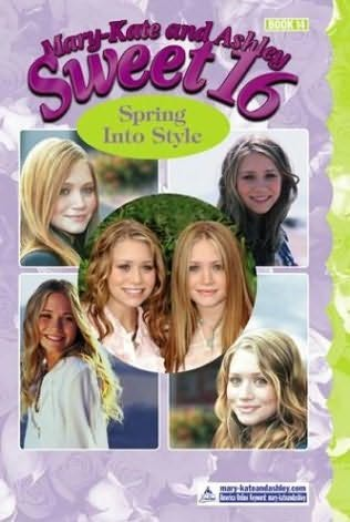 book cover of Spring Into Style