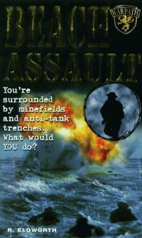 book cover of Beach Assault