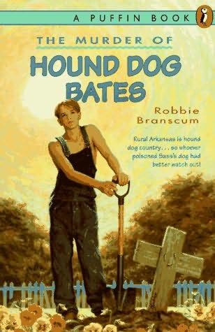 book cover of The Murder of Hound Dog Bates