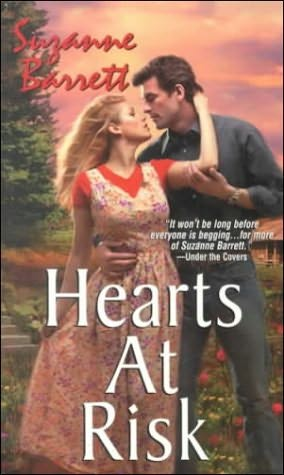 book cover of Hearts At Risk