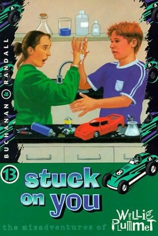 book cover of Stuck On You