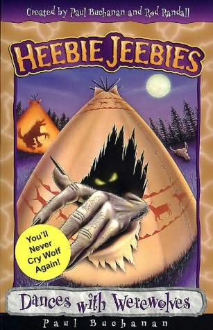 book cover of Dances with Werewolves