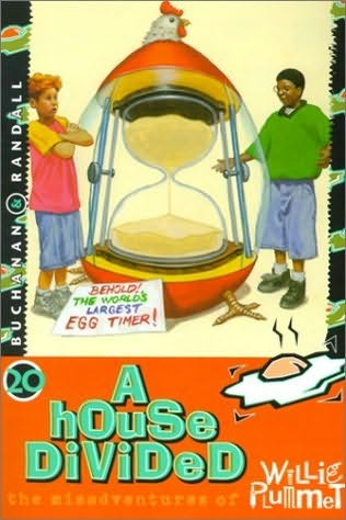 book cover of A House Divided