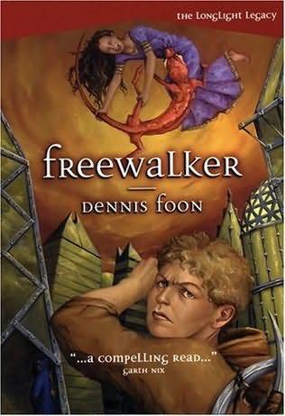 book cover of Freewalker