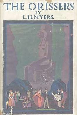 book cover of The Orissers