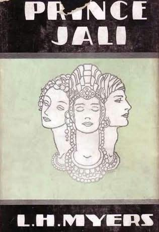 book cover of Prince Jali