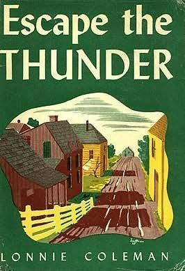 book cover of Escape the Thunder