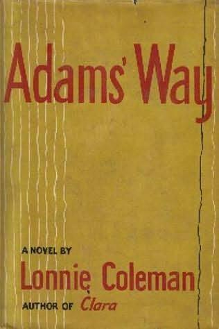 book cover of Adam\'s Way