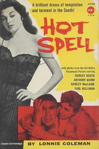 book cover of Hot Spell