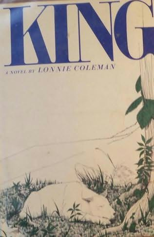 book cover of King