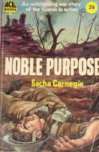book cover of Noble Purpose