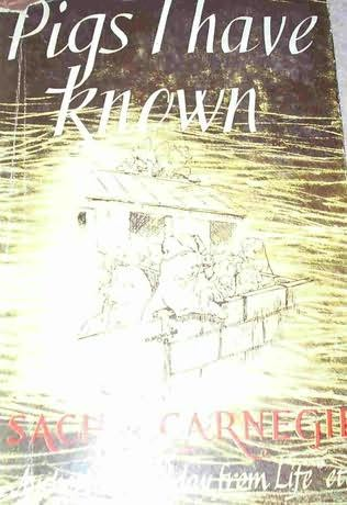 book cover of Pigs I Have Known