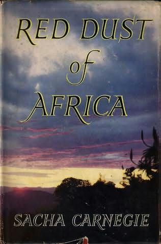 book cover of Red Dust of Africa