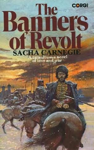 book cover of The Banners of Revolt