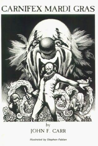 book cover of Carnifex Mardi Gras