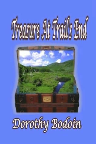 book cover of Treasure At Trail\'s End