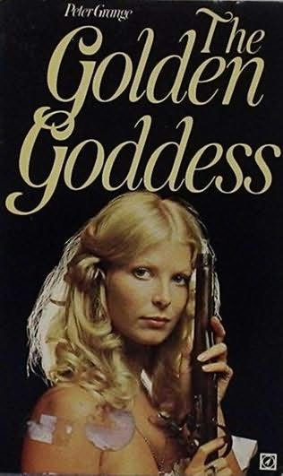 book cover of The Golden Goddess