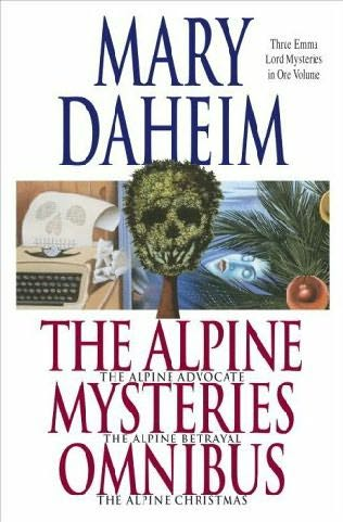 book cover of The Alpine Mysteries Omnibus