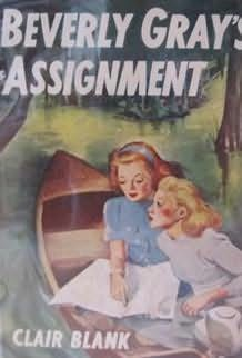 book cover of Beverly Gray\'s Assignment