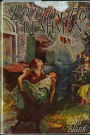 book cover of Beverly Gray, Freshman