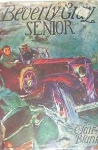 book cover of Beverly Gray, Senior