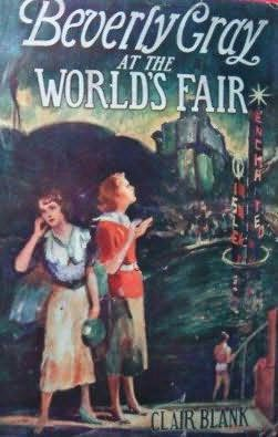 book cover of Beverly Gray At The World\'s Fair