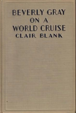 book cover of Beverly Gray On a World Cruise