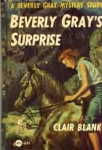 book cover of Beverly Gray\'s Surprise