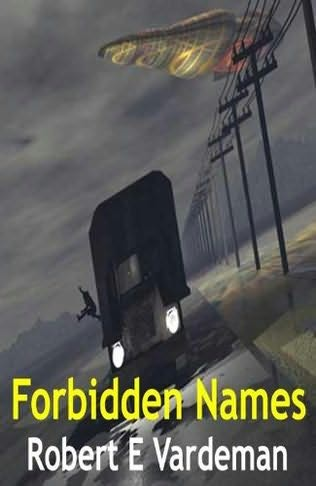 book cover of Forbidden Names