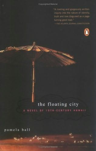 book cover of The Floating City