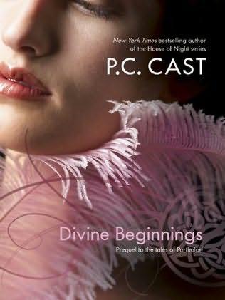 book cover of Divine Beginnings