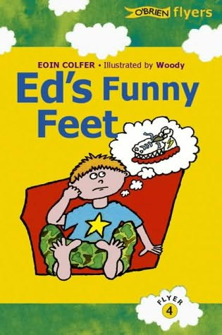 book cover of Ed\'s Funny Feet