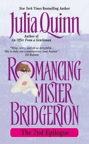 book cover of Romancing Mister Bridgerton: The Epilogue II