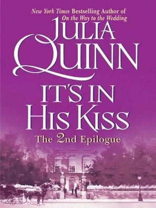 book cover of It\'s in His Kiss: The Epilogue II