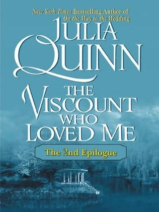 book cover of The Viscount Who Loved Me: The Epilogue II