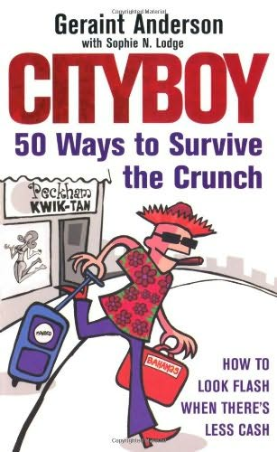 book cover of Cityboy