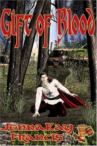 book cover of Gift of Blood