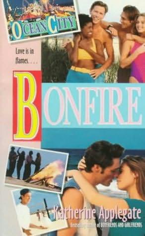 book cover of Bonfire