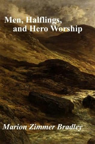 book cover of Men, Halflings, and Hero Worship