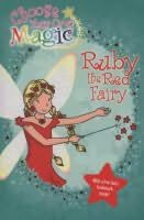 book cover of Ruby the Red Fairy (Choose Your Own)