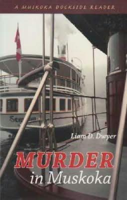 book cover of Murder in Muskoka
