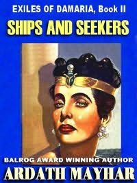 book cover of Ships And Seekers