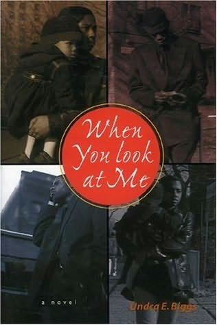 book cover of When You Look At Me