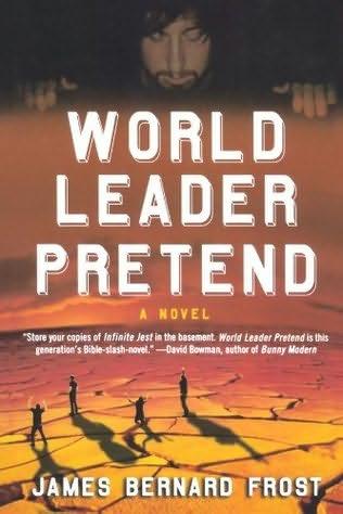 book cover of World Leader Pretend