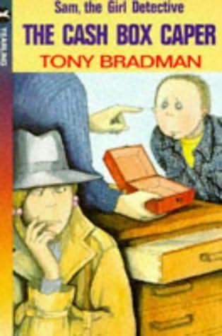 book cover of The Cash Box Caper