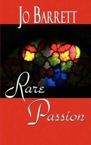 book cover of Rare Passion