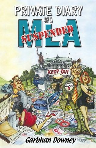 book cover of Private Diary of a Suspended MLA